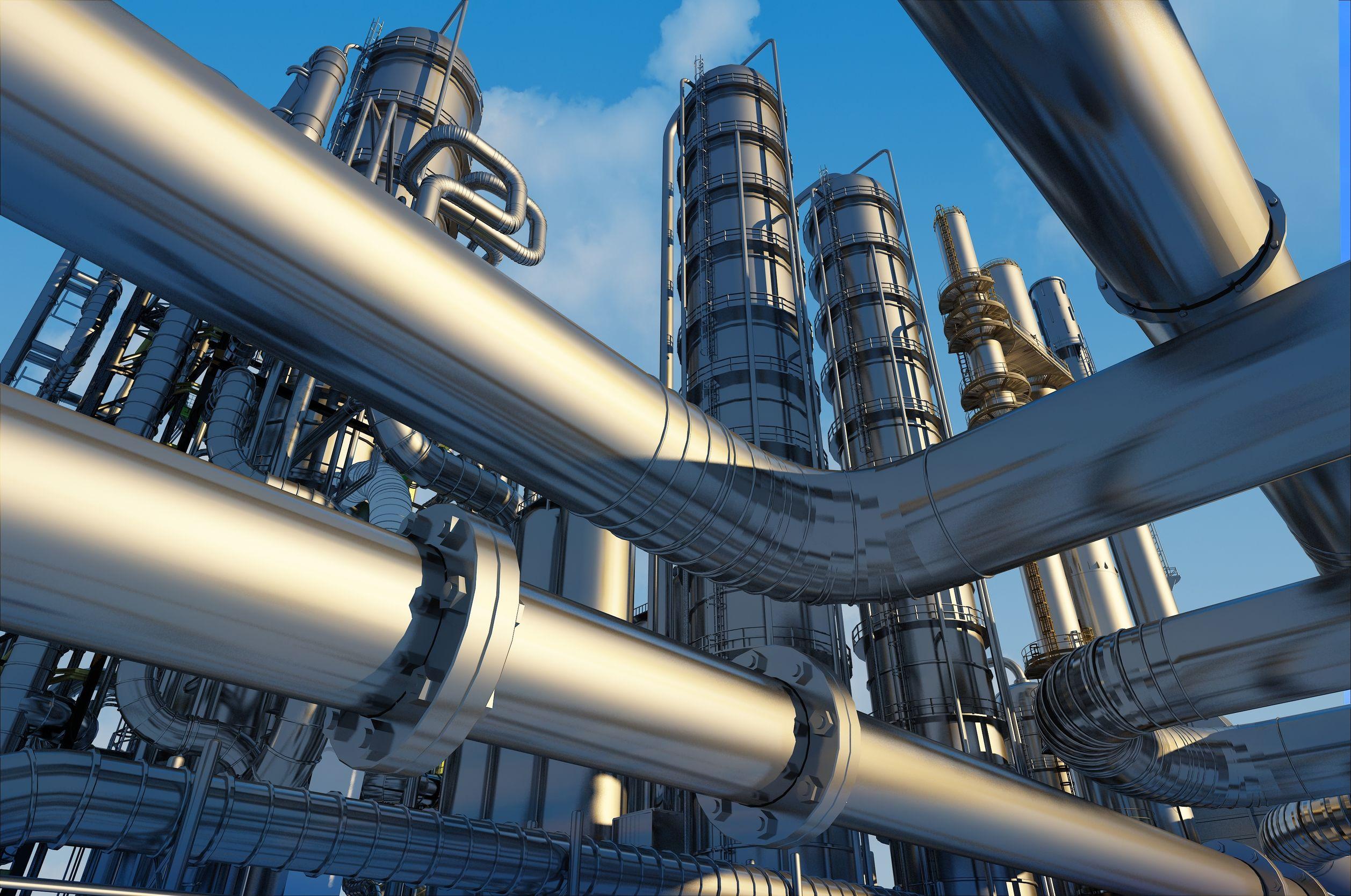 Kemian- ja prosessiteollisuus